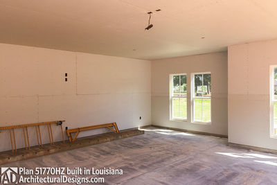 Exclusive House Plan 51770HZ comes to life in Louisiana - photo 017