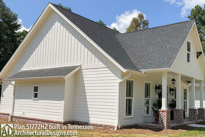 Exclusive House Plan 51772HZ comes to life in Tennessee - photo 005