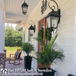 Exclusive House Plan 51772HZ comes to life in Tennessee - photo 008
