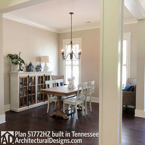 Exclusive House Plan 51772HZ comes to life in Tennessee - photo 016