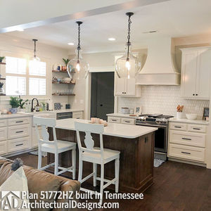 Exclusive House Plan 51772HZ comes to life in Tennessee - photo 018