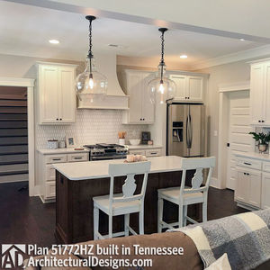 Exclusive House Plan 51772HZ comes to life in Tennessee - photo 019
