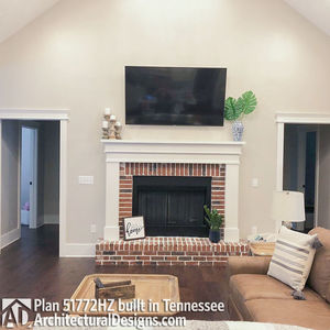 Exclusive House Plan 51772HZ comes to life in Tennessee - photo 022
