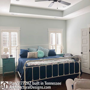 Exclusive House Plan 51772HZ comes to life in Tennessee - photo 023