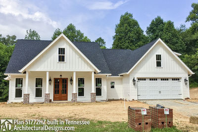 Exclusive House Plan 51772HZ comes to life in Tennessee - photo 036