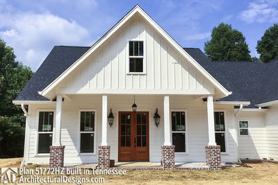 Exclusive House Plan 51772HZ comes to life in Tennessee - photo 037