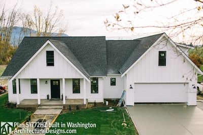 Exclusive House Plan 51772HZ comes to life in Washington - photo 006