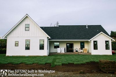 Exclusive House Plan 51772HZ comes to life in Washington - photo 005
