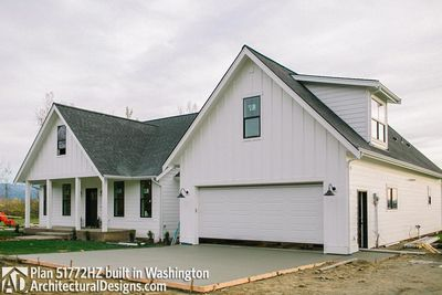 Exclusive House Plan 51772HZ comes to life in Washington - photo 028