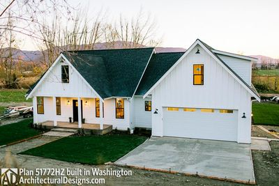 Exclusive House Plan 51772HZ comes to life in Washington - photo 004