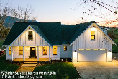 Exclusive House Plan 51772HZ comes to life in Washington - photo 001