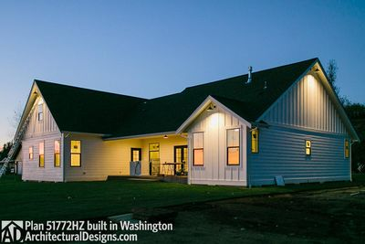 Exclusive House Plan 51772HZ comes to life in Washington - photo 003