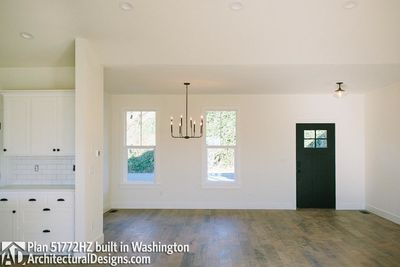 Exclusive House Plan 51772HZ comes to life in Washington - photo 007