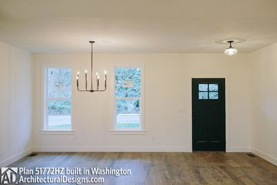 Exclusive House Plan 51772HZ comes to life in Washington - photo 009