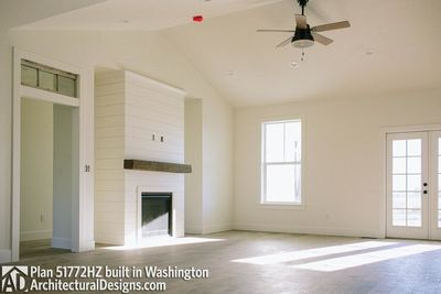 Exclusive House Plan 51772HZ comes to life in Washington - photo 010