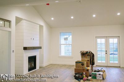 Exclusive House Plan 51772HZ comes to life in Washington - photo 011