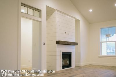 Exclusive House Plan 51772HZ comes to life in Washington - photo 012