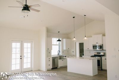 Exclusive House Plan 51772HZ comes to life in Washington - photo 013