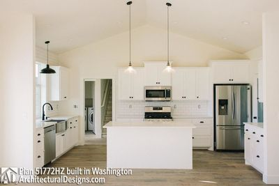 Exclusive House Plan 51772HZ comes to life in Washington - photo 014