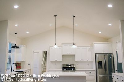 Exclusive House Plan 51772HZ comes to life in Washington - photo 015