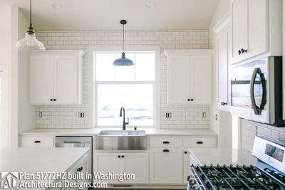 Exclusive House Plan 51772HZ comes to life in Washington - photo 016
