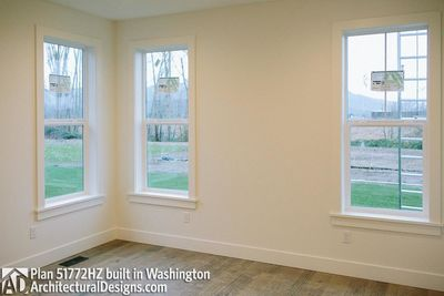 Exclusive House Plan 51772HZ comes to life in Washington - photo 021