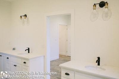 Exclusive House Plan 51772HZ comes to life in Washington - photo 023