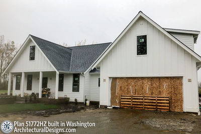 Exclusive House Plan 51772HZ comes to life in Washington - photo 029
