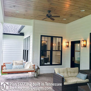 House Plan 51773HZ comes to life in Tennessee - photo 015