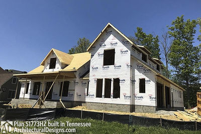 House Plan 51773HZ comes to life in Tennessee - photo 024