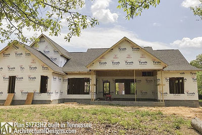 House Plan 51773HZ comes to life in Tennessee - photo 023