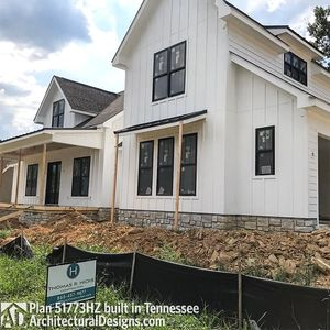 House Plan 51773HZ comes to life in Tennessee - photo 017
