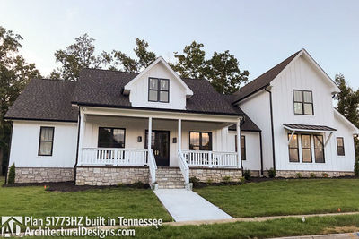 House Plan 51773HZ comes to life in Tennessee - photo 003