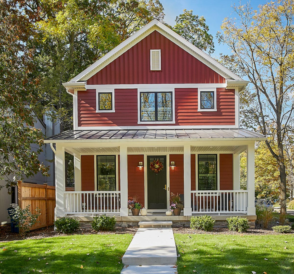Adorable Three Bedroom Cottage - 970057VC | Architectural ...