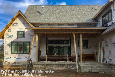 Modern Farmhouse Plan 14662RK comes to life in Minnesota - photo 007