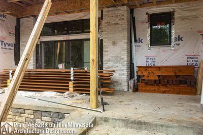 Modern Farmhouse Plan 14662RK comes to life in Minnesota - photo 008