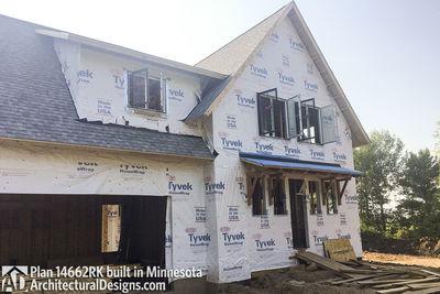 Modern Farmhouse Plan 14662RK comes to life in Minnesota - photo 024