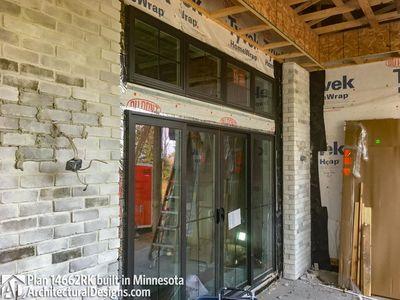 Modern Farmhouse Plan 14662RK comes to life in Minnesota - photo 009