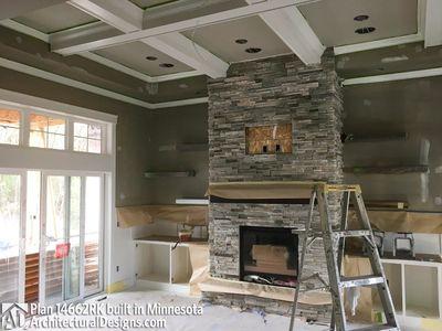 Modern Farmhouse Plan 14662RK comes to life in Minnesota - photo 011