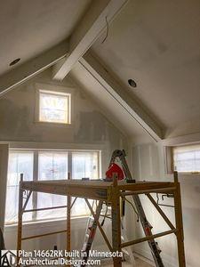 Modern Farmhouse Plan 14662RK comes to life in Minnesota - photo 013