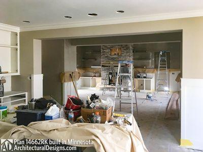 Modern Farmhouse Plan 14662RK comes to life in Minnesota - photo 014
