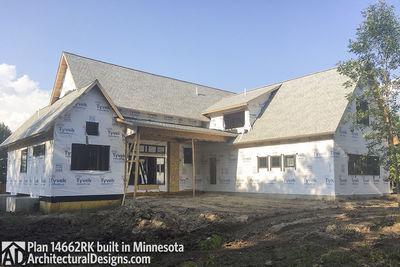 Modern Farmhouse Plan 14662RK comes to life in Minnesota - photo 025