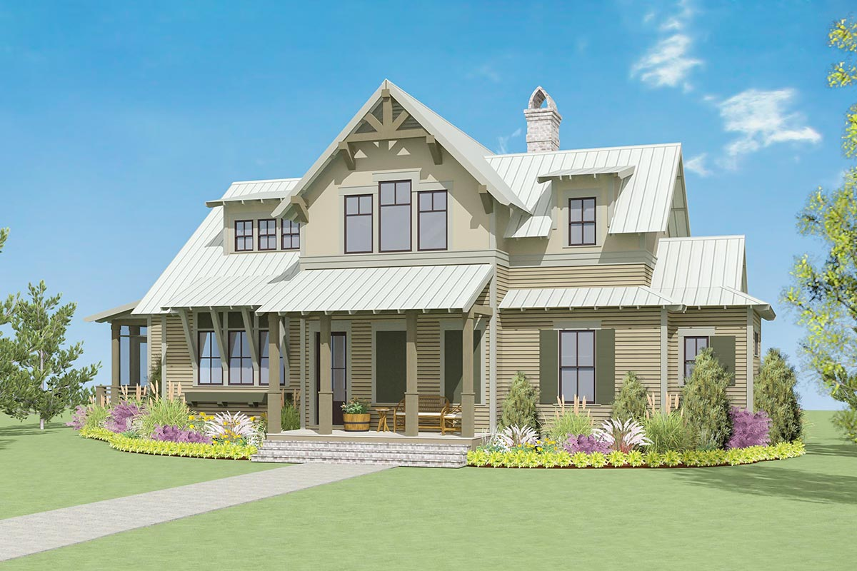farm house plan exclusive craftsman farmhouse home plan with porches galore 130008lls architectural designs 7320