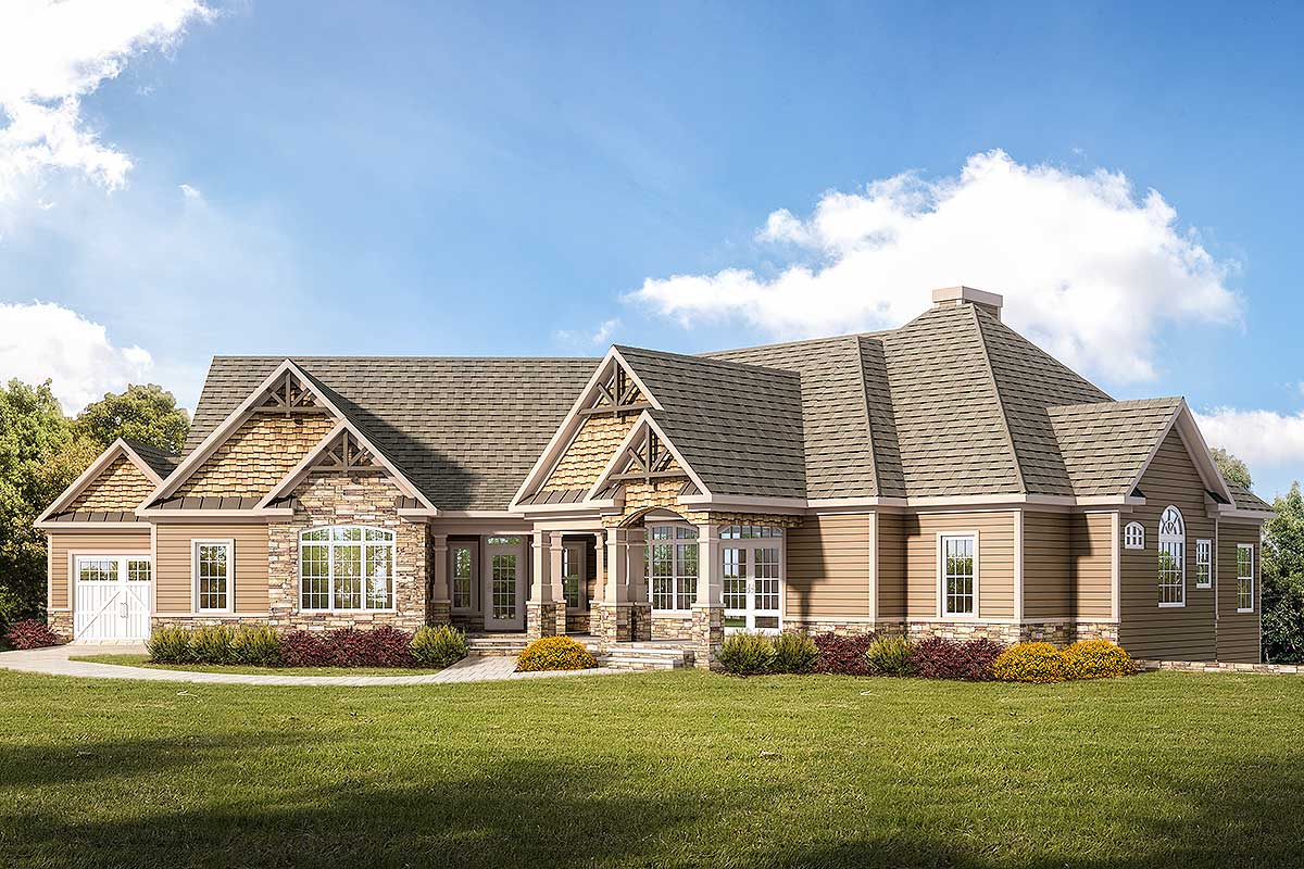 360008dk_rendering_1523311640 Ranch House Plans Car on house plans 6 bed, house plans garage, house plans 5 bed, house plans 3 bed, house plans 2 bed, house plans min,