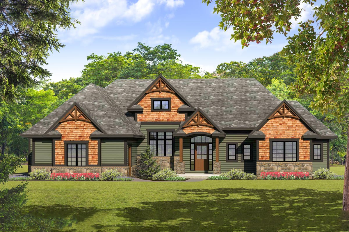 790014GLV - Download Small Open Concept Home Designs  Pictures