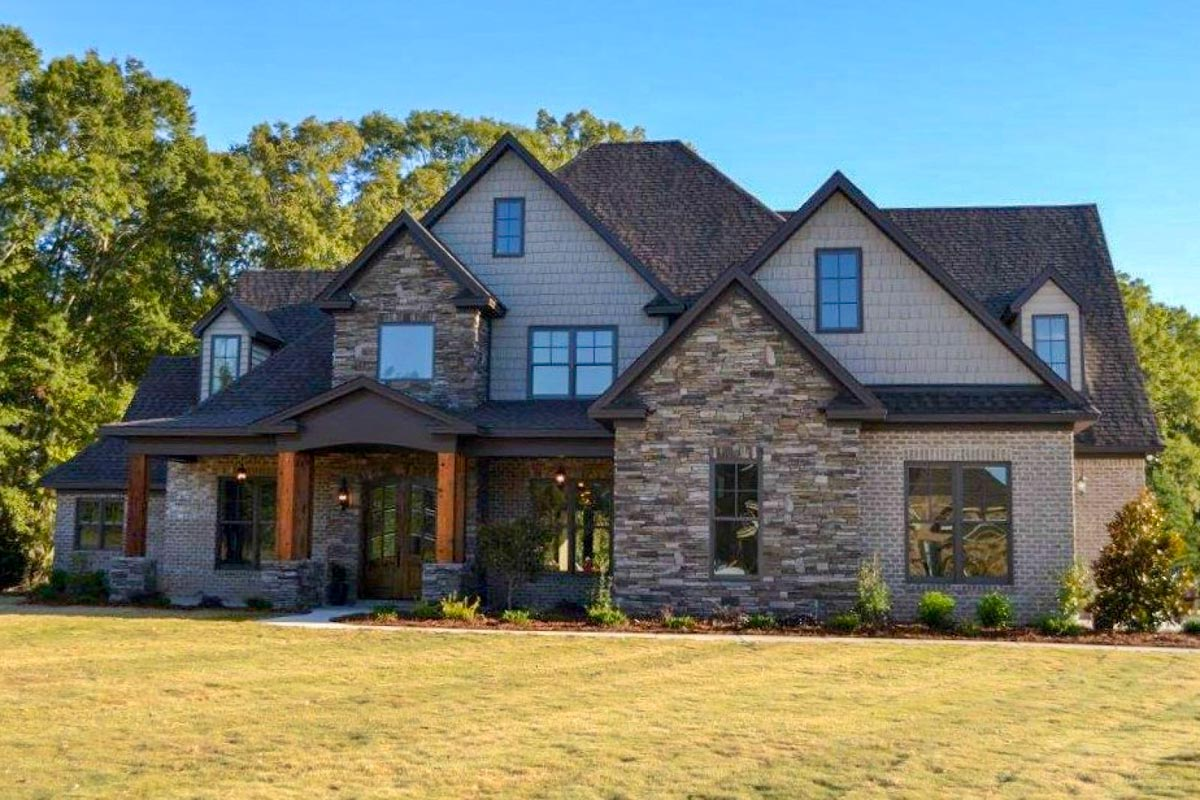 Stunning And Versatile 5 Bedroom French Country House Plan 86314hh Architectural Designs