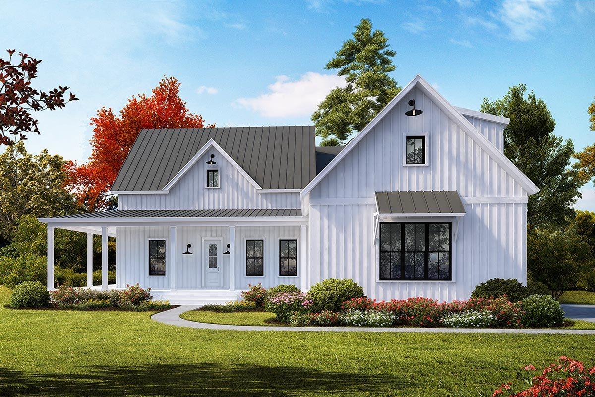 Farmhouse Plans - Architectural Designs on early-1900s house plans, 1900 apartment plans, hoosier cabinet plans,