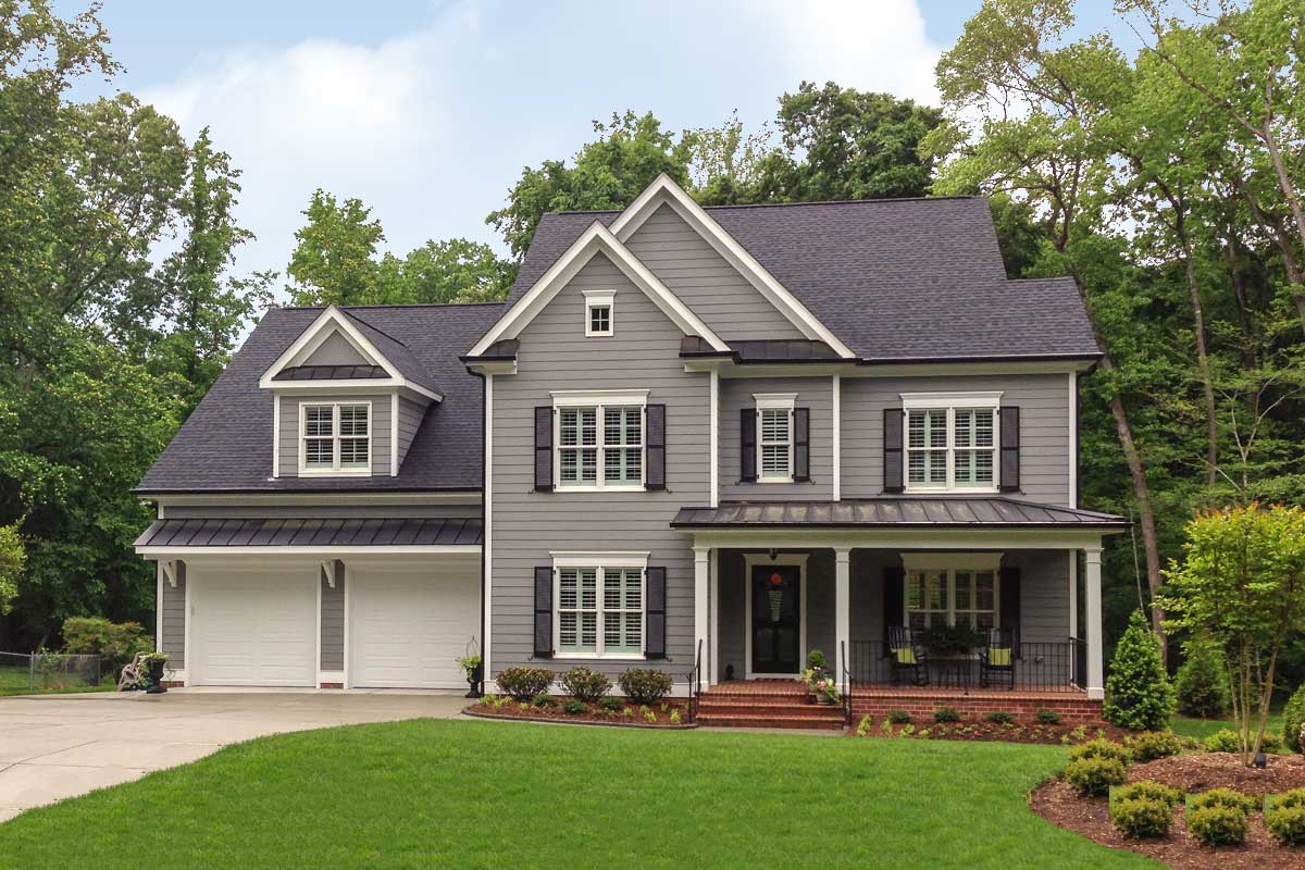 Exclusive 4-Bed House Plan with Second-Floor Master Suite ...