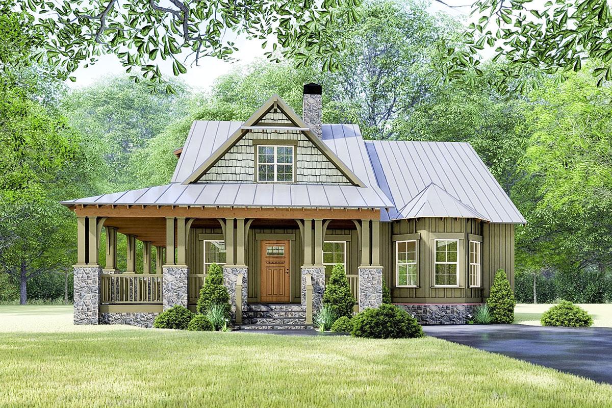 Cottage House Design Ideas