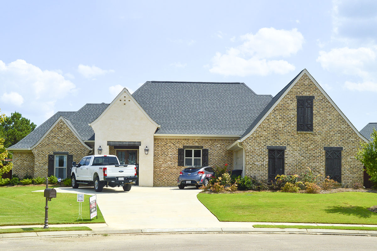 3 Bed Southern House Plan With One Story Living